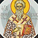 Dionysios, der Areopagit, Martyrer Rustikos, Eleftherios, Damaris