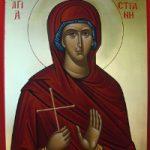 Großmartyrer Arethas, Martyrerin Sevastiani