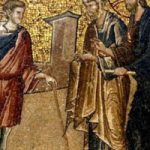 13. Lukassonntag, (der reiche Jüngling), Großmartyrer Iákobos, der Perser