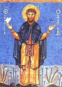9. Lukassonntag (der Reiche Mann), Grigorios von Dekapolis,