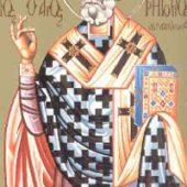 Amphilochios Bischof von Ikonion, Grigorios Bischof von Akragas auf Sizilien