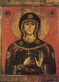 Martyrerin Julianí und die mit ihr 500 Martyrer, Martyrer Themistoklis