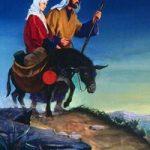 Selige Martyrerin Eugenia und MartyrerPhilippos, ihr Vater